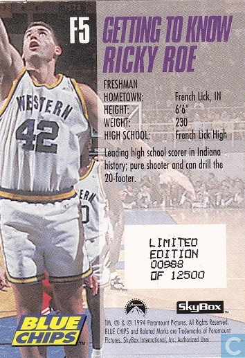 Ricky Roe