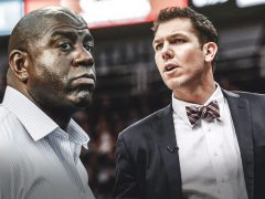 Magic-Johnson-Luke-Walton-clash-not-the-first-of-it_s-kind