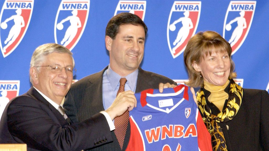 David Stern WNBA